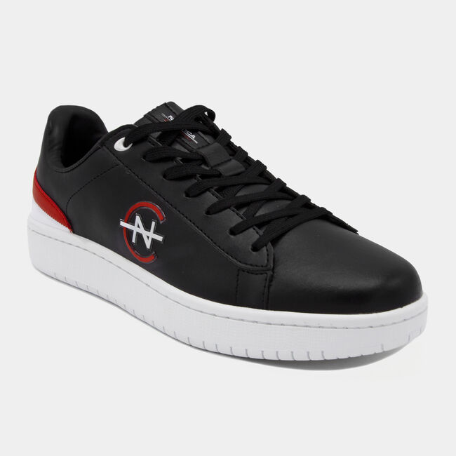 NAUTICA COMPETITION BESTSPIN SNEAKER IN BLACK,Black,large