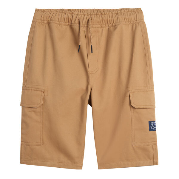 BOYS' PULL-ON CARGO SHORT (8-20) - Tavern