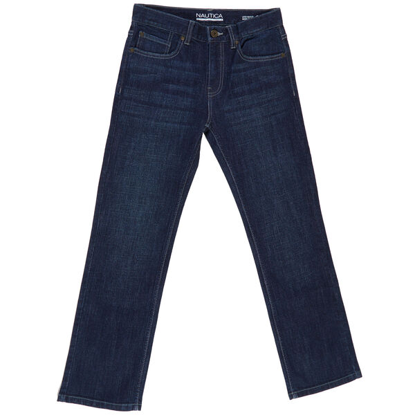 Toddler Boys' Stanley Straight Leg Jeans (2T-4T) - Deep Sea