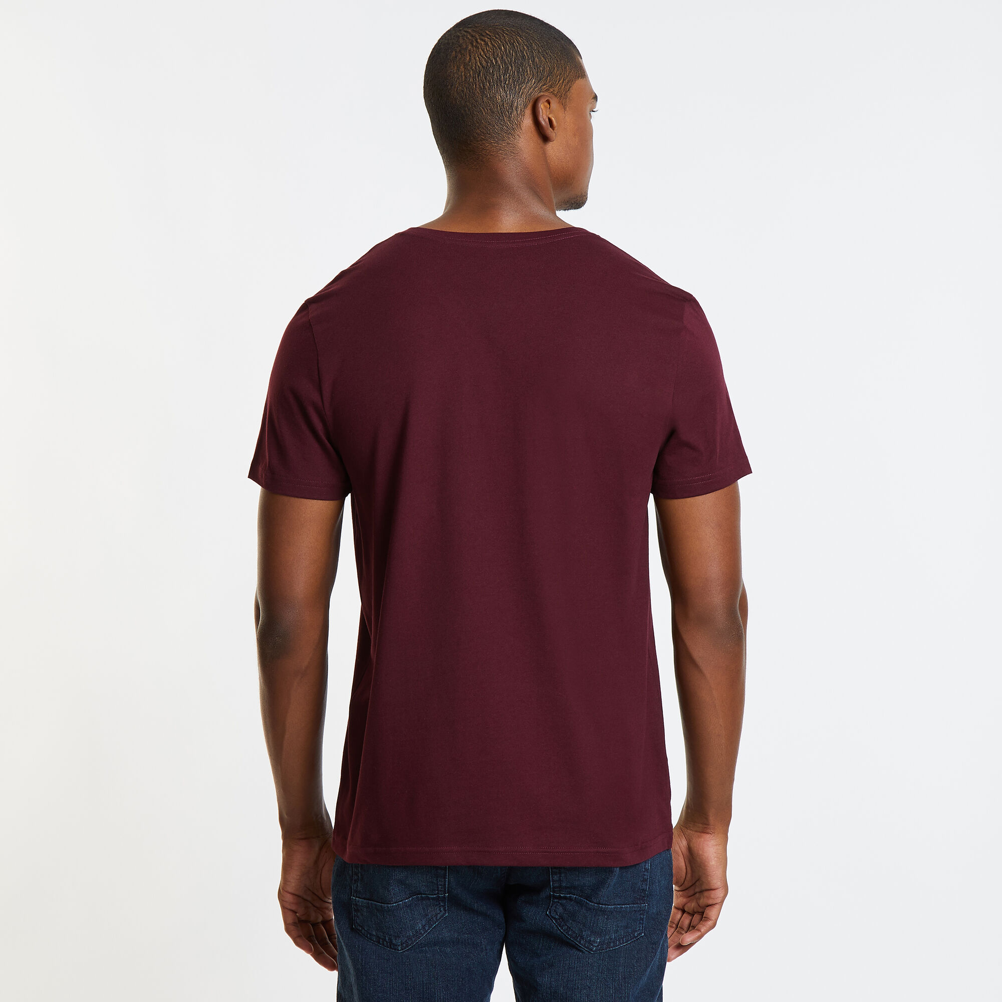 Nautica-Mens-V-Neck-Short-Sleeve-T-Shirt thumbnail 52
