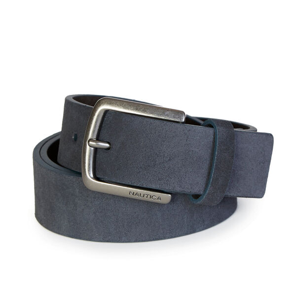 Suede Belt - Ice Blue