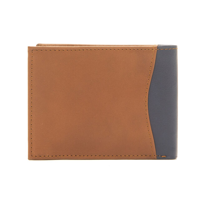 CONWAY SLIM BIFOLD WALLET,Military Tan,large