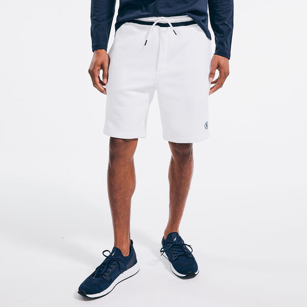 NAUTICA JEANS CO. FLEECE SHORT - Bright White