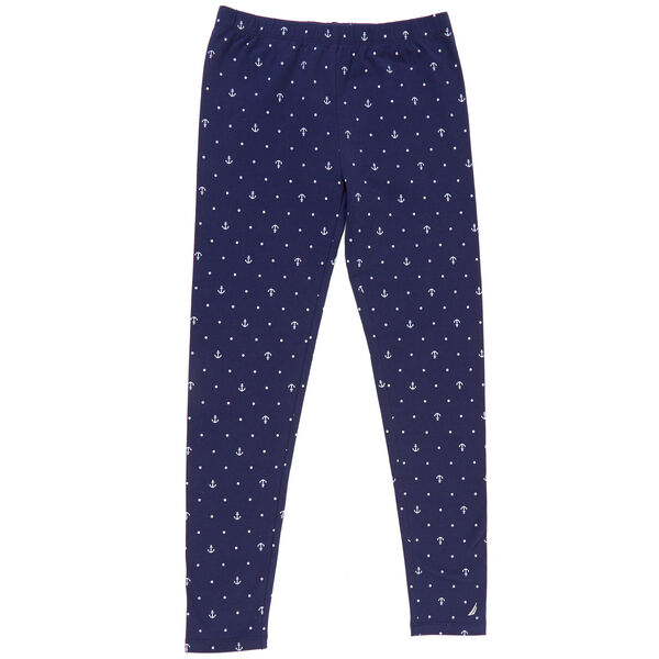 Toddler Girls' Leggings in Critter Print (2T-4T) - Navy