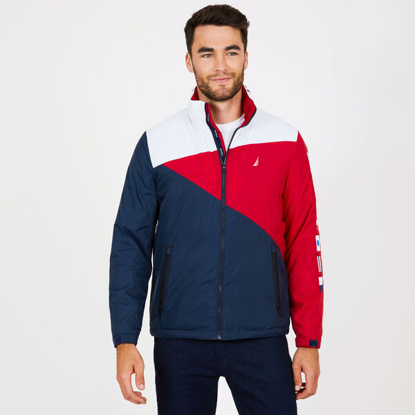 Heritage Filled Jacket - Nautica Red