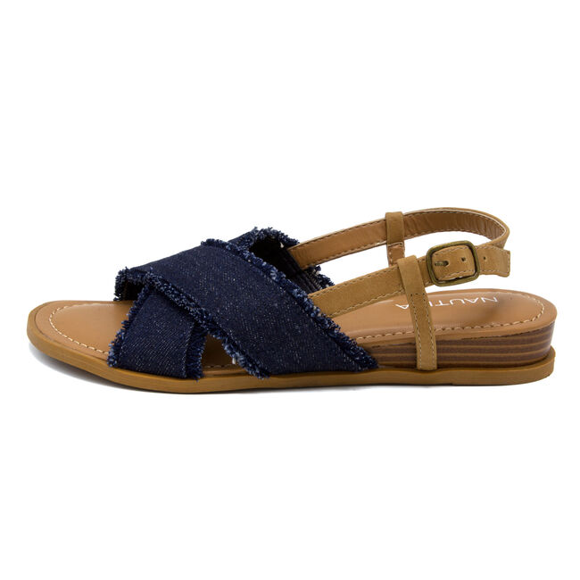 Basin Slide Sandals,Navy,large
