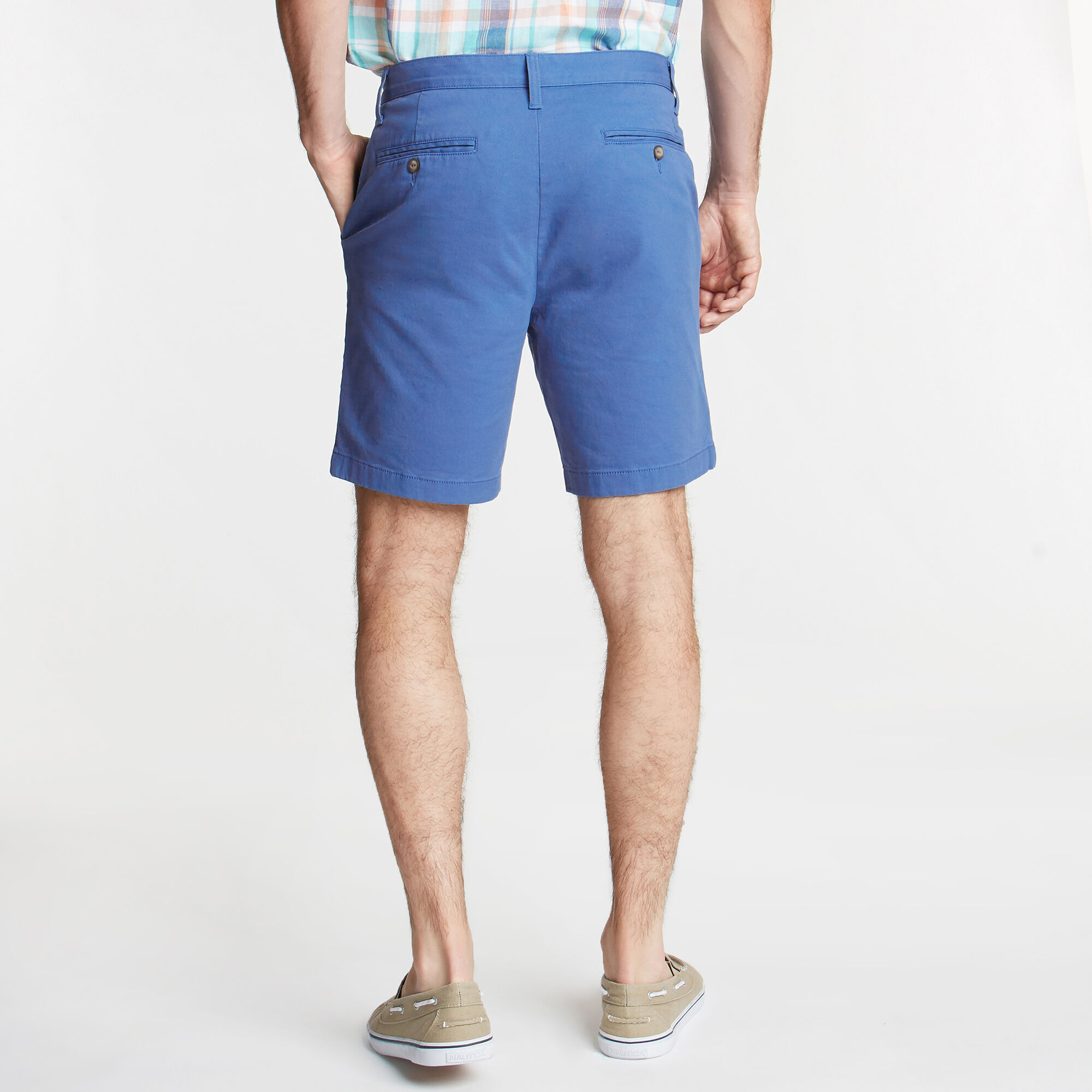 Nautica-Mens-8-5-034-Classic-Fit-Deck-Short-With-Stretch thumbnail 11
