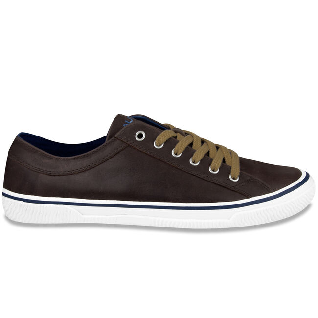 Headway Lace-Up Sneakers,Brown Stone,large