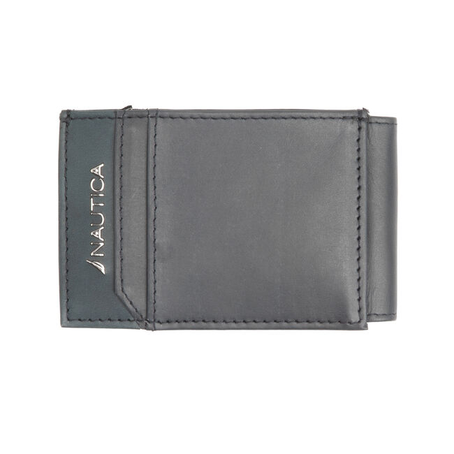 BRENDAN MAGNETIC SLIMFOLD WALLET,Pure Dark Pacific Wash,large