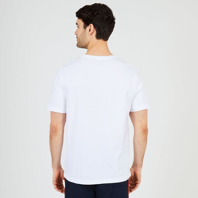 J-Class '83 Sleep T-Shirt,Bright White,large