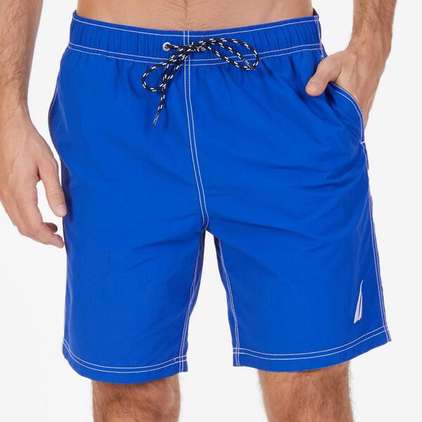 "8"" SIGNATURE SWIM TRUNK - Bright Cobalt"
