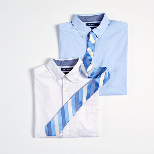TIE GIFT WITH PURCHASE - Ice Blue