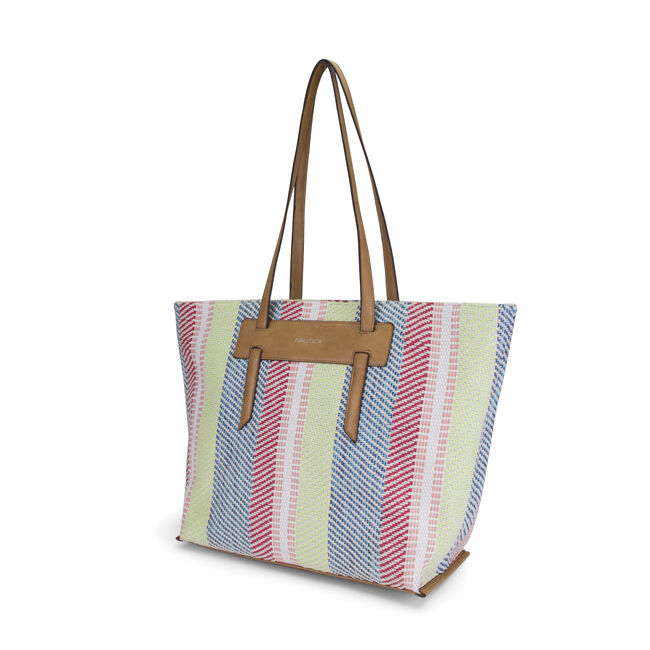 West Palm Tote,Multi,large