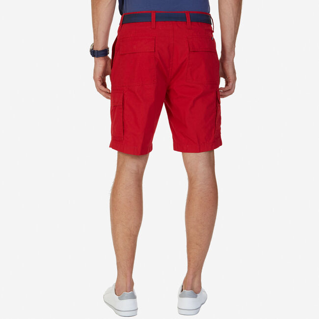 434656ede3 Modern Fit Cargo Short,Nautica Red,large ...