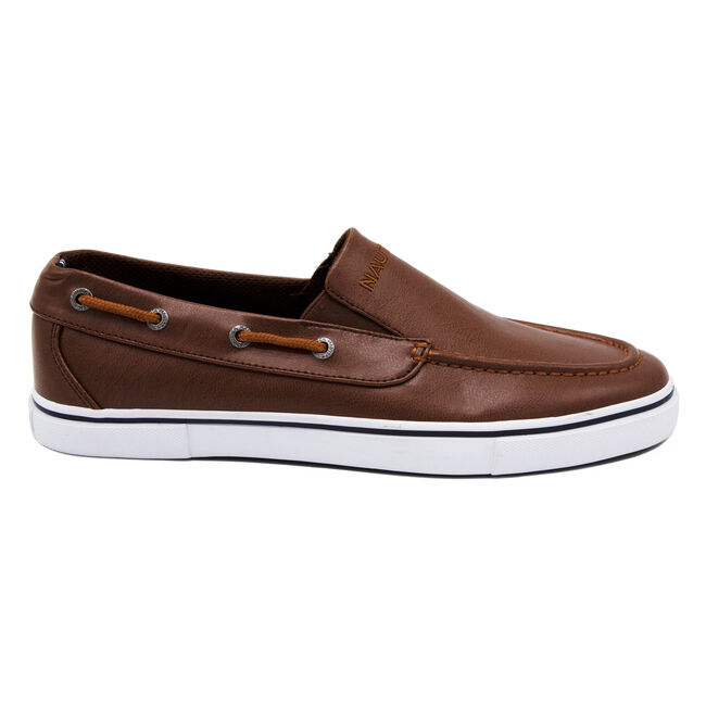 Doubloon Boat Shoe in Ginger,Desert Flower,large