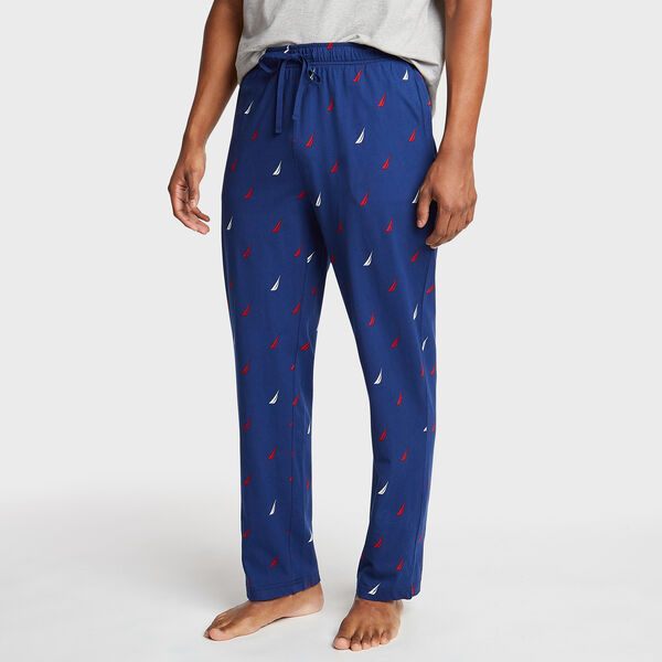 J-Class Slim Fit Lounge Pants - Blue Depths