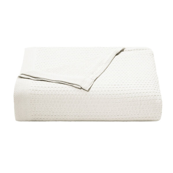 Baird White Blanket - Antique White Wash