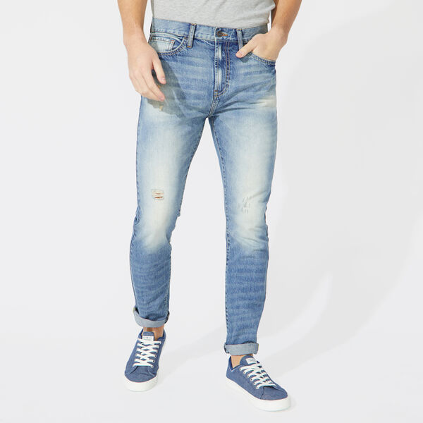 NAUTICA JEANS CO. ORIGINAL SLIM FIT DENIM - Starry Blue