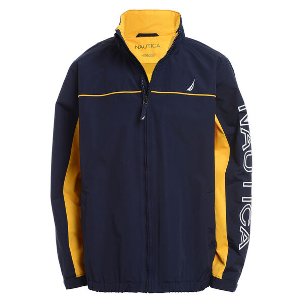Boys' Anchor J-Class Jacket - Aquadream
