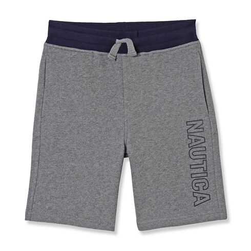 Little Boys' Logan Pull-On Shorts (4-7) - Sepia