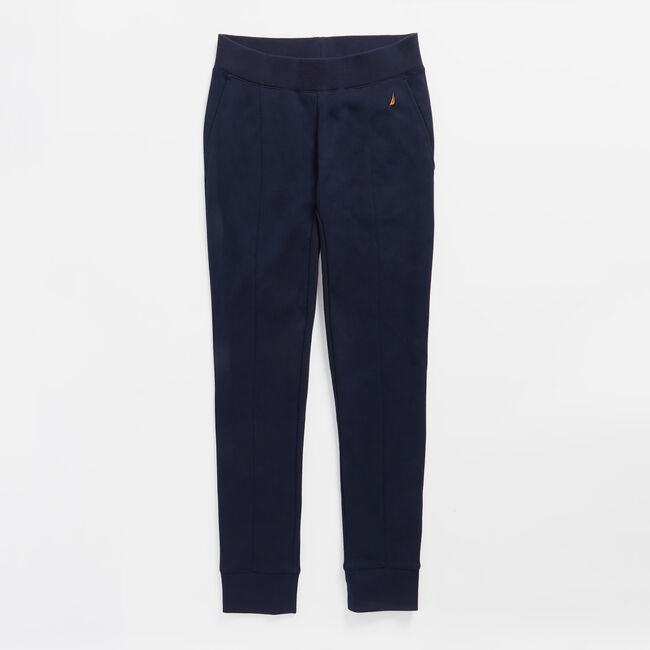 SOLID J-CLASS JOGGER,Stellar Blue Heather,large