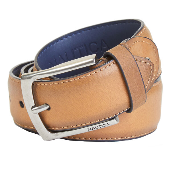 Casual Belt - Boathouse Brown