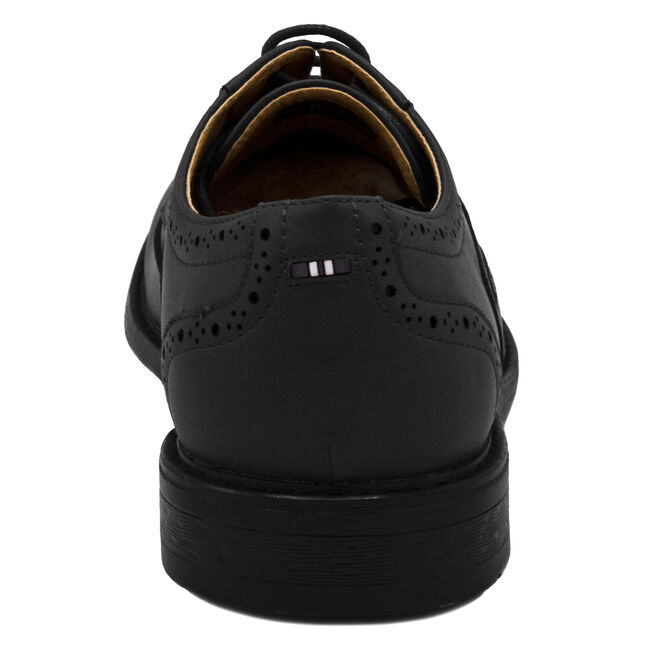 Miles Oxford in Burnished Black,True Black,large