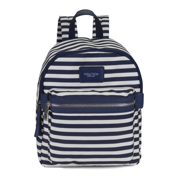 ARMADA NYLON BACKPACK - Navy
