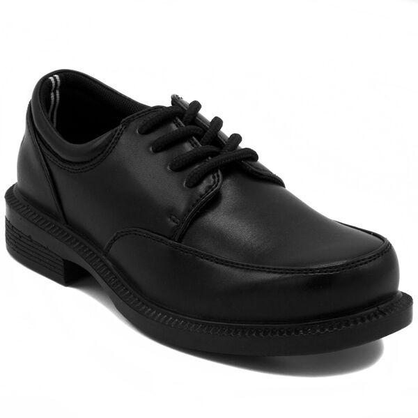Boys' Gudden Lace-Up Oxfords - Black