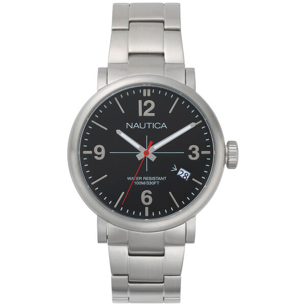 Aventura 3-Hand Stainless Steel Watch - Multi