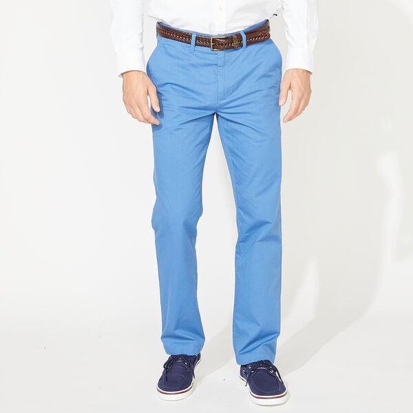 CLASSIC FIT BEDFORD CORD PANTS - Federal Blue