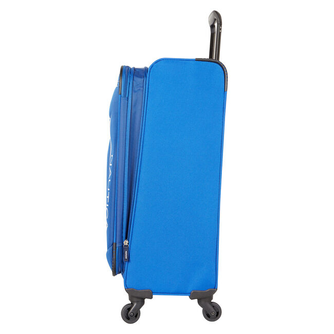 """Washboard 20"""" Expandable Spinner Luggage,Bright Cobalt,large"""