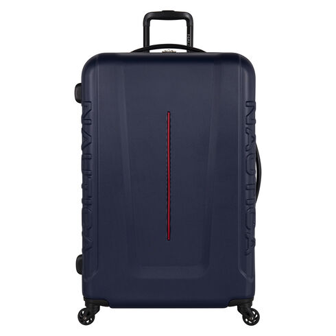 "Vernon Bay 28"" Hardside Spinner Luggage in Navy/Red - Navy"