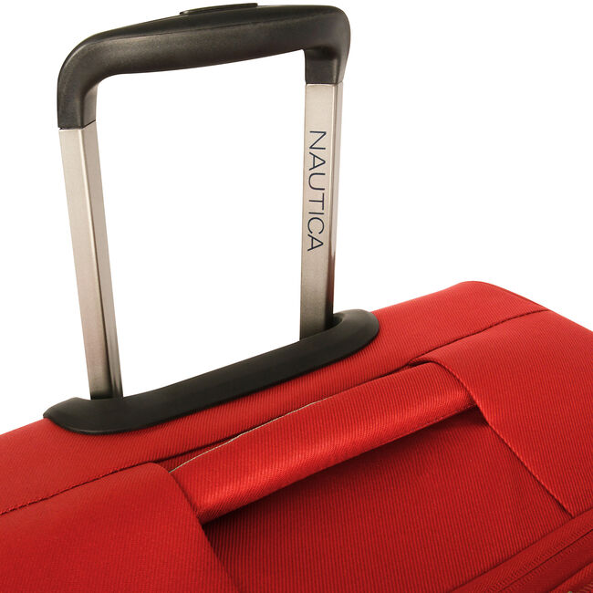 """Dockyard 29"""" Expandable Spinner Luggage,Sailor Red,large"""