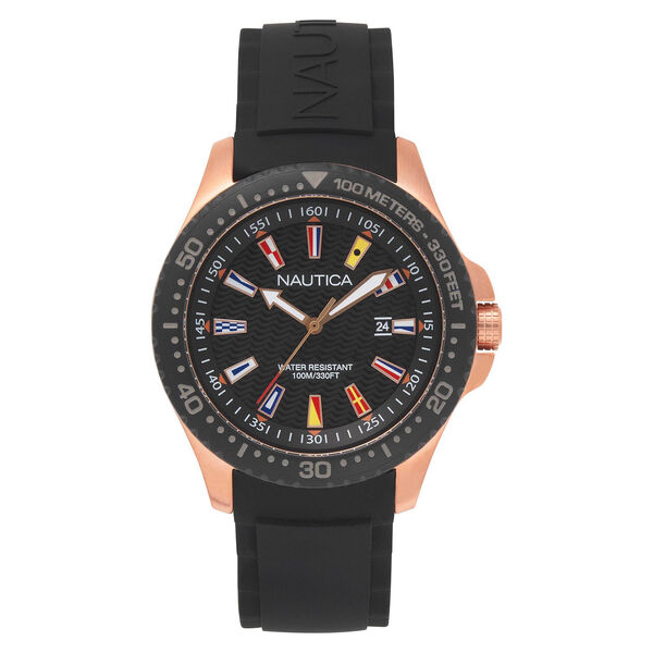 Jones Beach Watch with Sport Strap - Multi