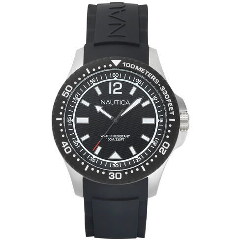 MAU Sport Watch - Black - Multi