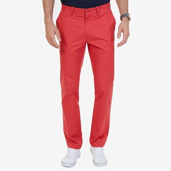 Slim Fit Marina Pants - Sailor Red