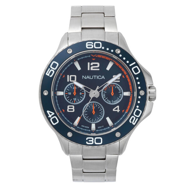 Pier 25 Multifunction Watch - Navy