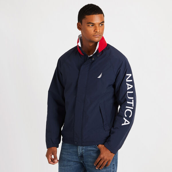 Lightweight J-Class Jacket - Pure Dark Pacific Wash
