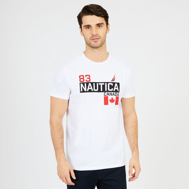Limited Edition Short Sleeve Tee,Bright White,large