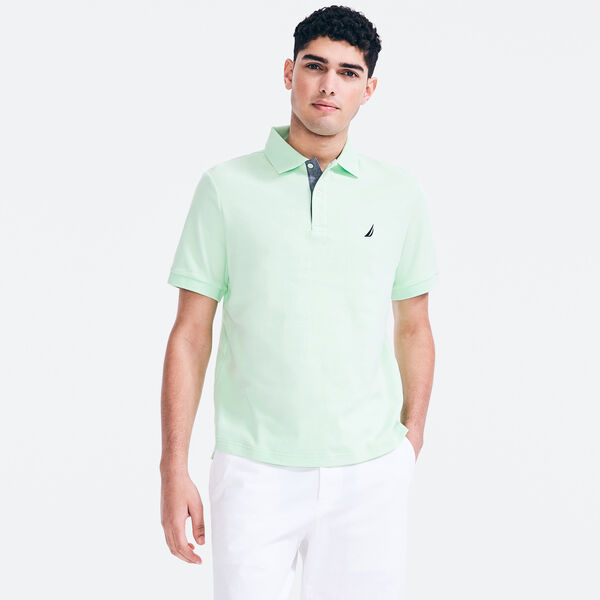 CLASSIC FIT J-CLASS POLO - Green Spruce