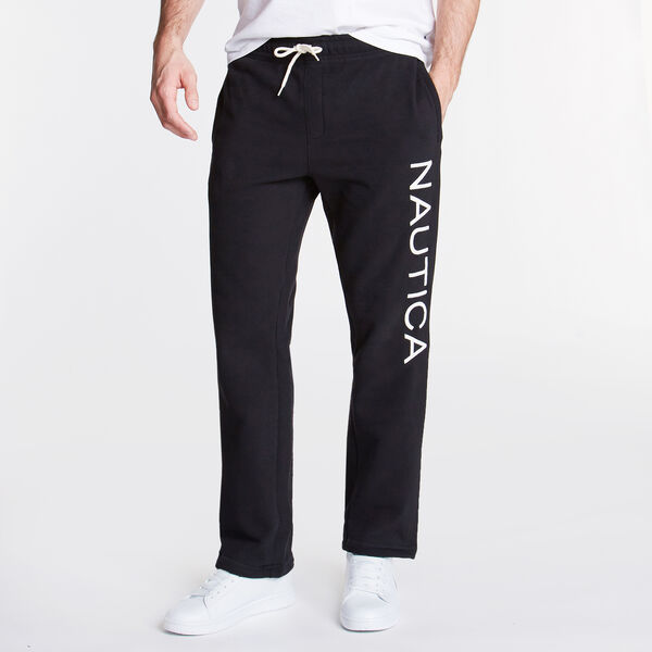 Active Fit Signature Sweatpants - True Black