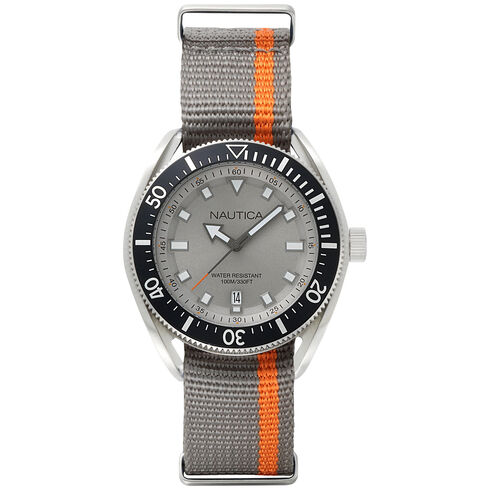 PRF Date Watch - Gray & Orange - Multi