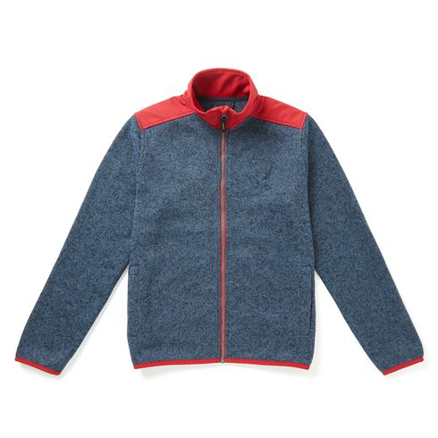 Toddler Boys' Nautex Fleece (2T-3T) - Sport Navy