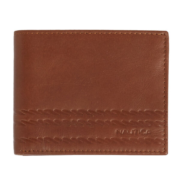 Helm Passcase Wallet - True Khaki