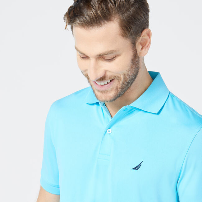NAVTECH CLASSIC FIT PERFORMANCE POLO,,large
