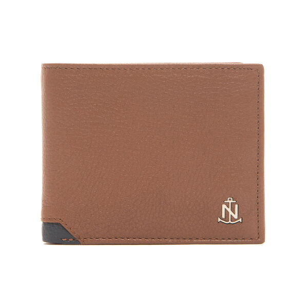 DAVEY TRAVELER BIFOLD WALLET IN TAN - Military Tan