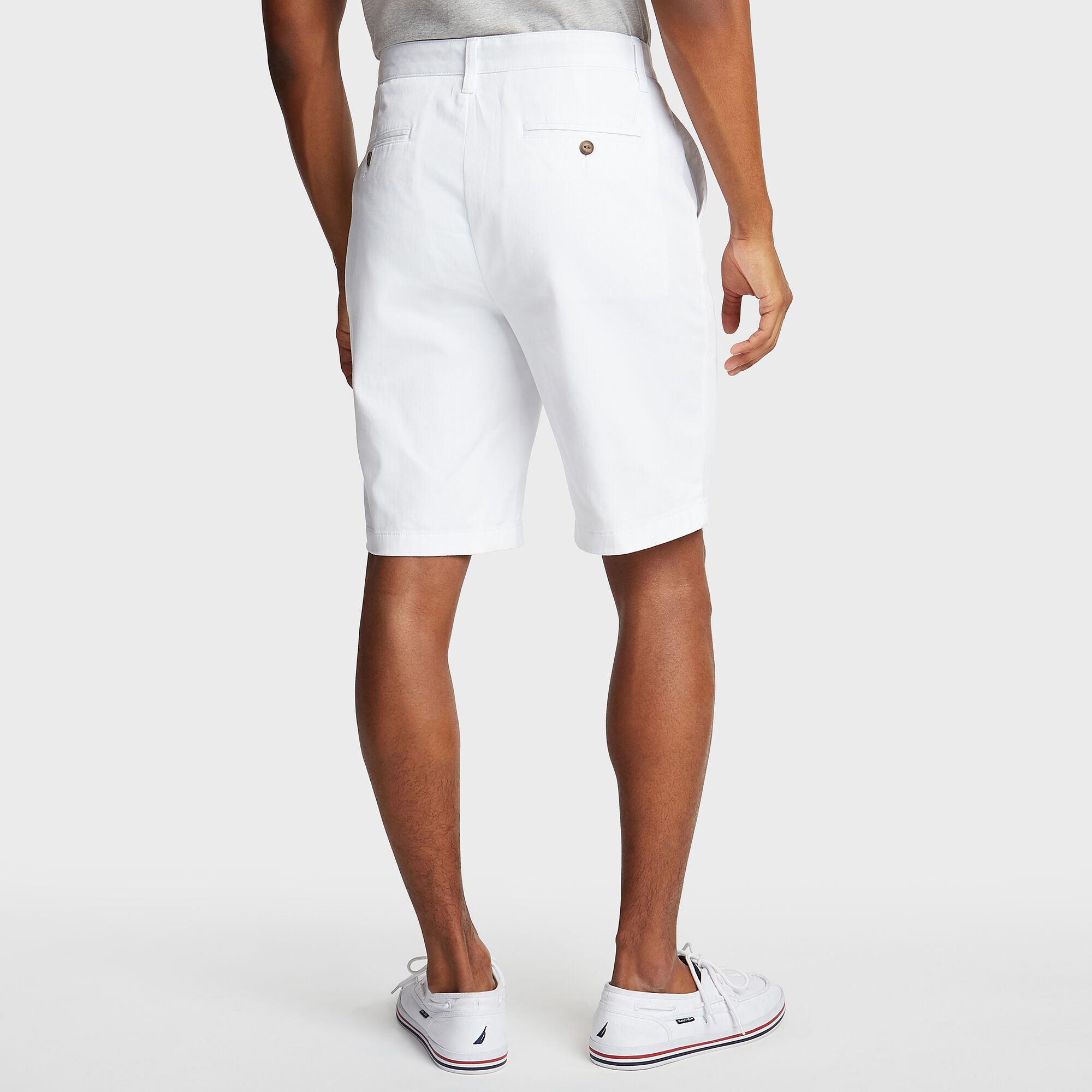 Nautica-Mens-10-034-Classic-Fit-Deck-Shorts-With-Stretch thumbnail 11