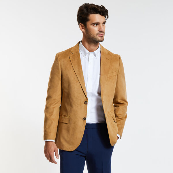 The Branford Ultra Suede Jacket - Surplus