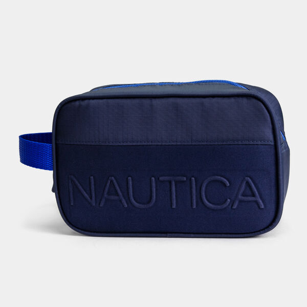 RIPSTOP TRAVEL KIT - Navy